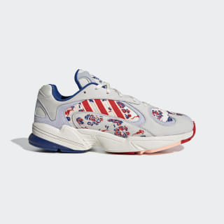 Tenisky Yung-1 Collegiate Royal / Active Red / Chalk White EE7087
