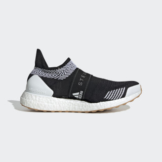Ultraboost X 3D Knit Shoes Cloud White / Solar Orange / Cardboard EF3842