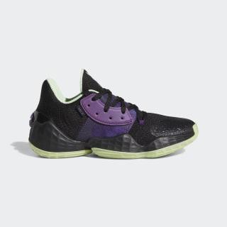Harden Vol. 4 Shoes Core Black / Supplier Colour / Glory Purple FV3038