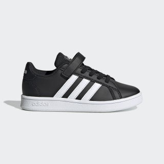 Grand Court Shoes Core Black / Cloud White / Cloud White EF0108