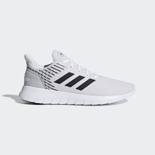 รองเท้าวิ่ง Asweerun Cloud White / Core Black / Grey Two F36332