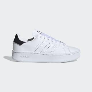 Advantage Bold Shoes Cloud White / Cloud White / Core Black EF1034