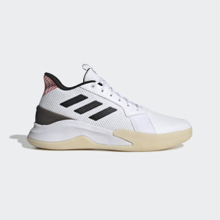 Tênis RunTheGame Cloud White / Core Black / Active Red EE9651