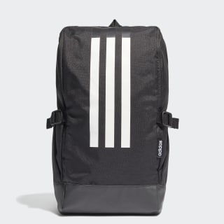 3-Stripes Response Backpack Black / Black / White FL3682