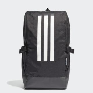 Mochila 3-Stripes Response Black / Black / White FL3682