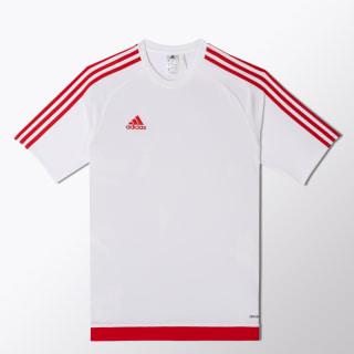 Camisa Estro 15 WHITE/RED S16166