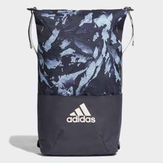 Mochila adidas Z.N.E. Core Graphic Legend Ink / Raw White / Raw White DT5088