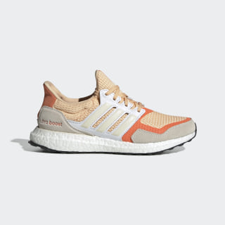 รองเท้า Ultraboost S&L Glow Orange / Off White / Semi Coral EF1990