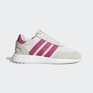 Chaussure I-5923 Off White / Shock Pink / Grey One D96618