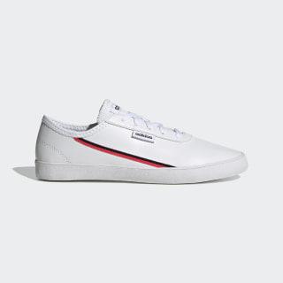 Zapatillas Courtflash X Cloud White / Shock Red / Core Black EH2531
