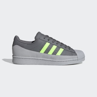 Scarpe Superstar MG Grey Four / Signal Green / Grey Two FV3030