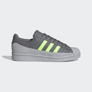 Superstar MG Schuh Grey Four / Signal Green / Grey Two FV3030