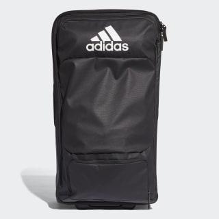 Team Trolley Bag Black / Black / White CY6058