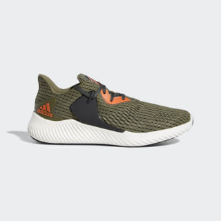 Alphabounce RC Shoes Raw Khaki / True Orange / Core Black D96517