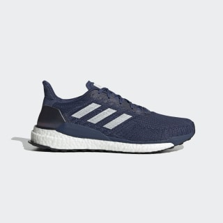 Кроссовки для бега SolarBoost 19 Tech Indigo / Dash Grey / Solar Red EE4324