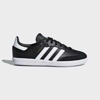 Zapatillas Samba OG Core Black / Cloud White / Cloud White B42126