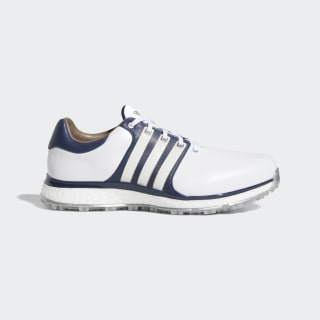 Tour360 XT-SL Shoes Ftwr White / Collegiate Navy / Gold Met. F34991