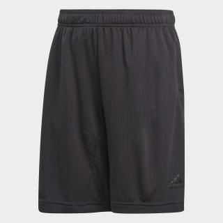 Shorts de Entrenamiento Climachill CARBON S18/BLACK CF7142