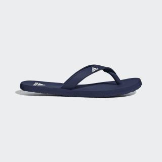 รองเท้าแตะ Eezay Dark Blue / Cloud White / Dark Blue F35028
