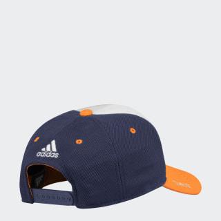 Oilers Adjustable Piqué Mesh Cap Nhleoi CY1346