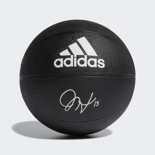 Harden Signature basketball Black / White DY7897