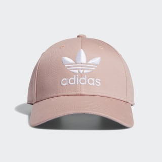 Icon Pre-Curved Snapback Hat Pink Spirit CL5204