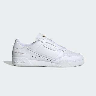 Continental 80 Shoes Cloud White / Cloud White / Gold Metallic FU9203