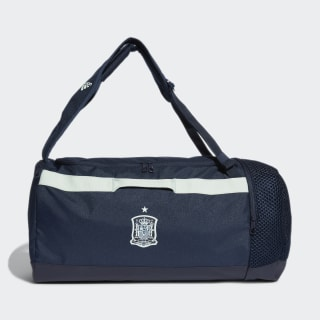 Spain Duffel Bag Collegiate Navy / Dash Green FJ0806
