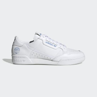 Кроссовки Continental 80 Cloud White / Cloud White / Blue Bird FV3743