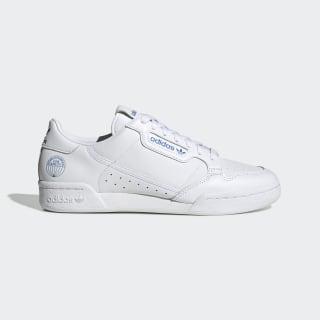 Zapatillas Continental 80 Cloud White / Cloud White / Bluebird FV3743
