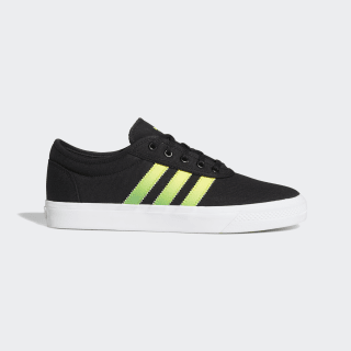 Zapatillas Adiease Core Black / Glory Green / Shock Yellow EG7847