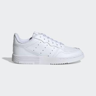 Sapatos Supercourt Cloud White / Cloud White / Core Black EG0411