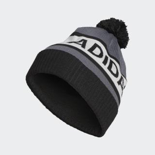 Bonnet Pompom Black DN3322