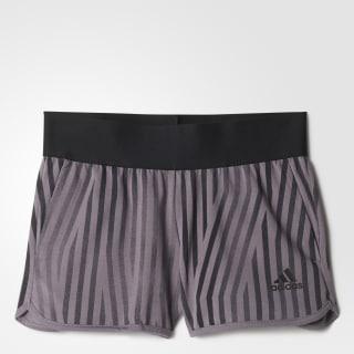 Shorts ID Printed TRACE GREY/BLACK/BLACK BJ8483