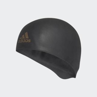 Adizero XX Competition Silicone Swim Cap Black / Pantone FJ4977
