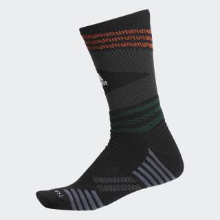 Speed Mesh Team Crew Socks Black CI0729