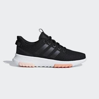 Cloudfoam Racer TR Shoes Core Black / Carbon / Clear Orange B44728