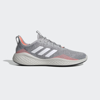 Fluidflow Shoes Grey Two / Cloud White / Signal Coral EG3667