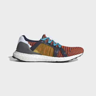 Ultraboost Shoes Night Indigo / Eqt Yellow / Solar Orange EE9574