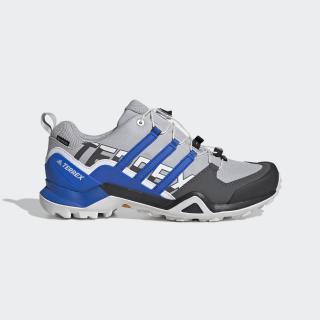 Sapatos de Caminhada Swift R2 GORE-TEX TERREX Grey Two / Glow Blue / Core Black EH2275