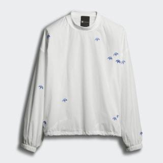 Sudadera adidas Originals by AW Core White ED1199