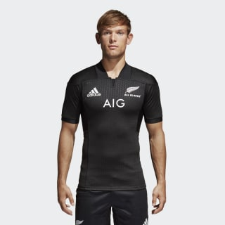 All Blacks Home Performance Jersey Black AP5665
