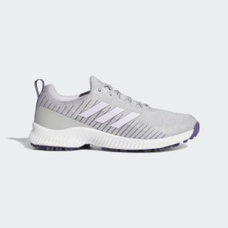 Response Bounce 2.0 SL Golf Shoes Cloud White / Purple Tint / Grey Two EF2004