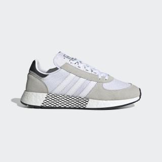 Sapatos Marathon Tech Cloud White / Cloud White / Core Black EE4925