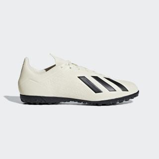 Calzado de Fútbol X TANGO 18.4 TF OFF WHITE/CORE BLACK/GOLD MET. DB2478