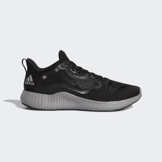 Edge RC Shoes Core Black / Silver Metallic / Cloud White EH3376