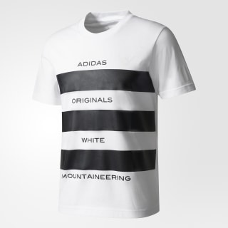 Camiseta White Mountaineering WHITE BQ0972
