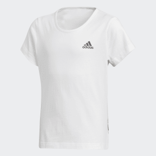 T-shirt ID VFA White / Black DJ1398