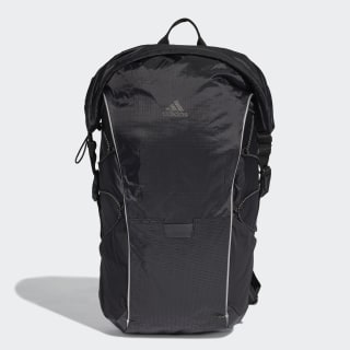 Run Backpack Black / Black / Black Reflective DT5096