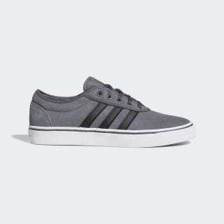 Tenis Vulcanizados Low Adi-Ease grey five/core black/ftwr white EE6108